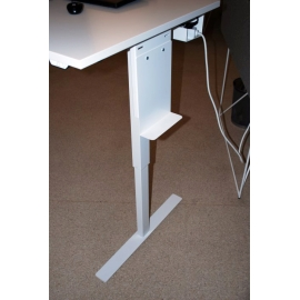 Computer case holder
