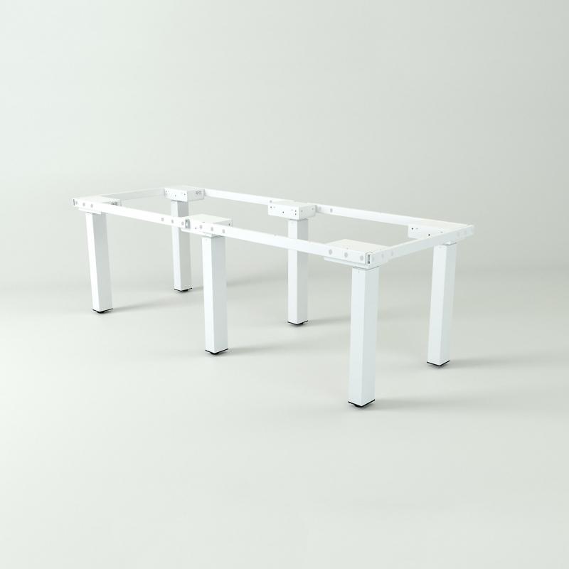 Conference room Height Adjustable Desks Frame - 6 leg - Height ...