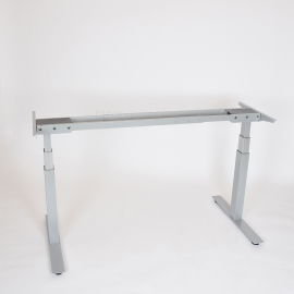Height Adjustable Desk Frame Silent - 2 leg