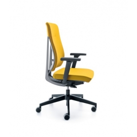 CHAIR XENON 10SL black P58PU